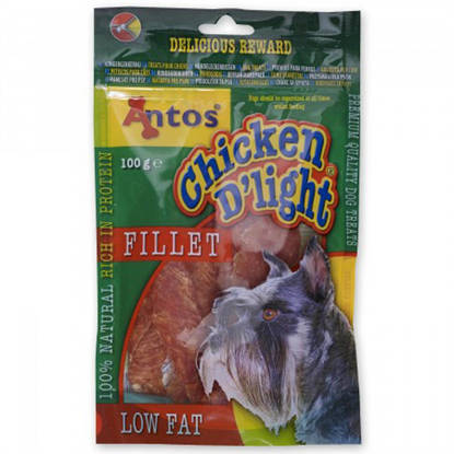 Picture of Antos Chicken D'Light Fillet 100g