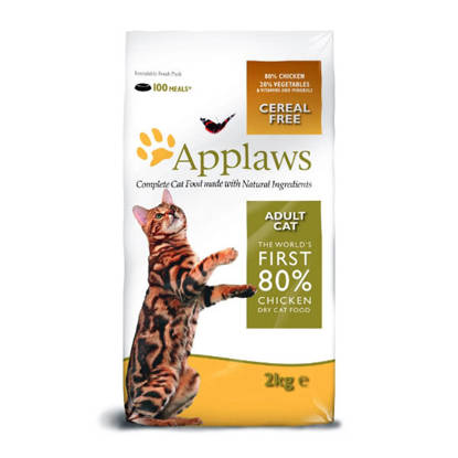 Picture of Applaws Adult Cat Chicken Dry - 2kg