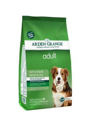 Picture of Arden Grange Adult Lamb & Rice 12kg