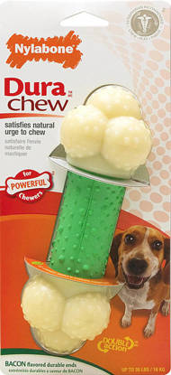 Picture of NYLABONE DOUBLE ACTION CHEW