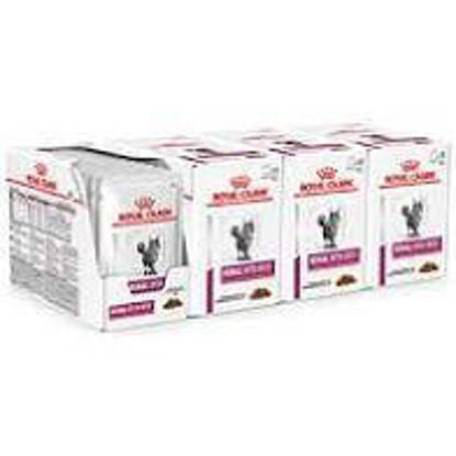 Picture of Royal Canin Cat Renal  Beef 85g Pouch x 48